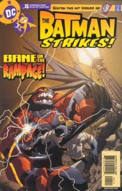 Batman Strikes A1 Comix Comic Book Database
