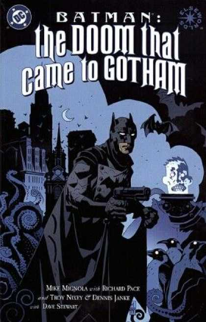 Batman: The Doom That Came to Gotham Comic Book Back Issues by A1 Comix