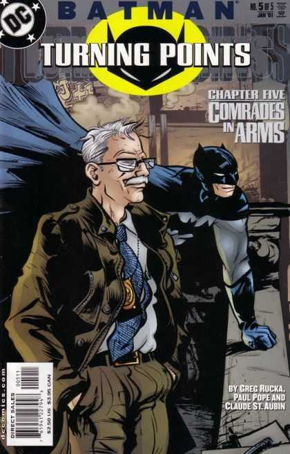 Batman: Turning Points A1 Comix Comic Book Database