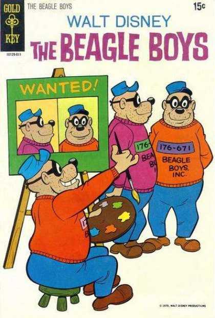 Beagle Boys A1 Comix Comic Book Database