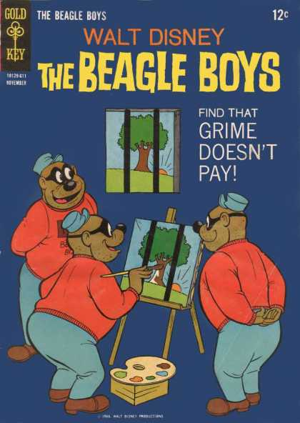 Beagle Boys A1 Comix Comic Book Database