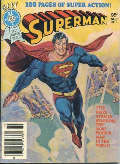 Best of DC Comic Book Back Issues of Superheroes by A1Comix
