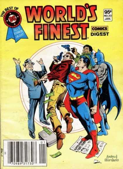 Best of DC A1 Comix Comic Book Database