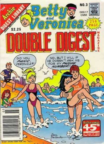 Betty and Veronica Double Digest A1 Comix Comic Book Database