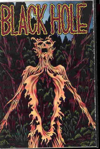 Black Hole Comic Book Back Issues by A1 Comix