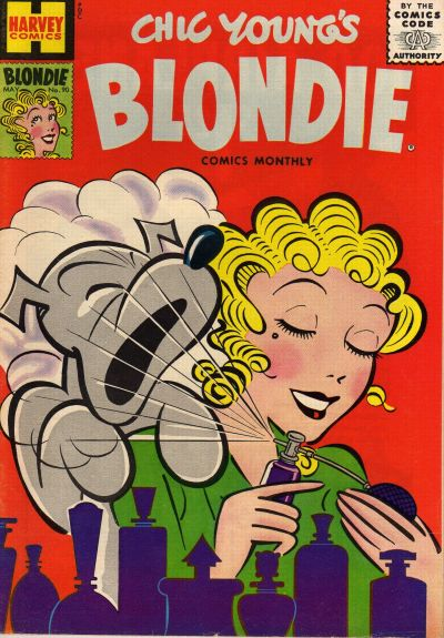 Blondie A1 Comix Comic Book Database
