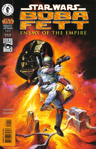 Star Wars Boba Fett Enemy of the Empire Comic Book Back Issues by A1 Comix