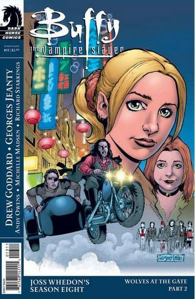 Buffy the Vampire Slayer Season 8 A1 Comix Comic Book Database