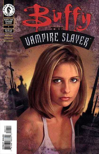Buffy the Vampire Slayer Comic Book Back Issues by A1 Comix