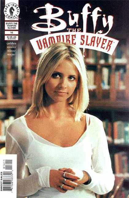 Buffy the Vampire Slayer A1 Comix Comic Book Database