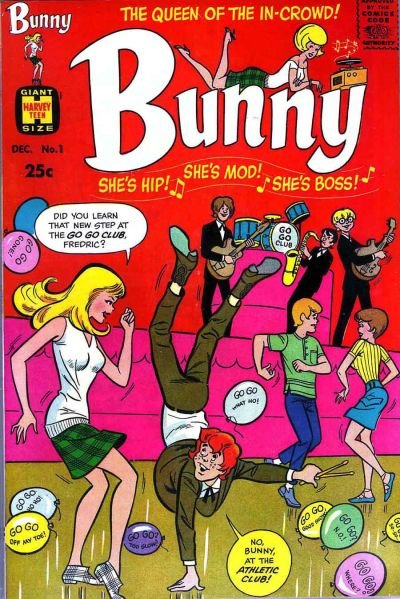 Bunny Comic Book Back Issues by A1 Comix