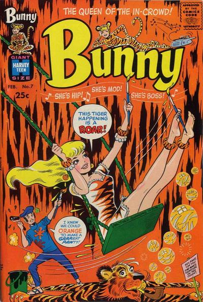 Bunny A1 Comix Comic Book Database