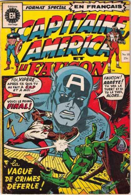 Capitaine America A1 Comix Comic Book Database