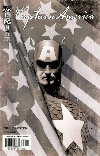 Captain America 2002 A1 Comix Comic Book Database