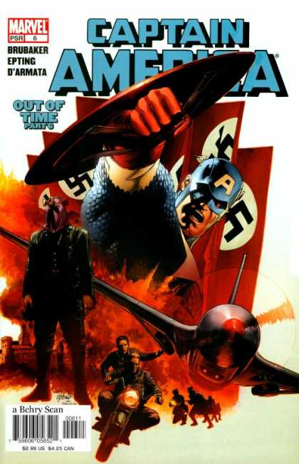 Captain America 2004 A1 Comix Comic Book Database