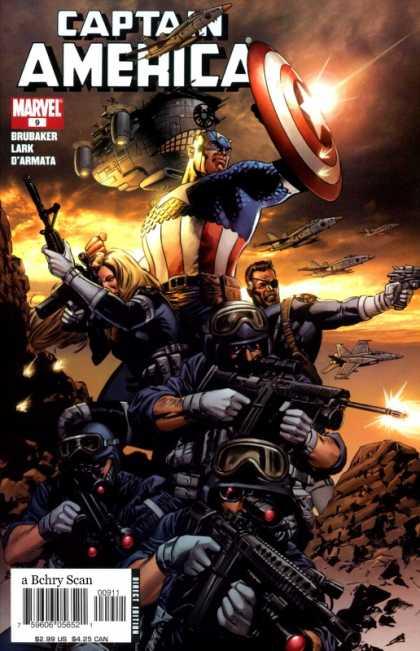 Captain America 2004 A1 Comix Comic Book Database