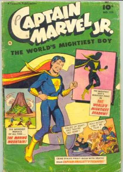 Captain Marvel Jr. A1 Comix Comic Book Database