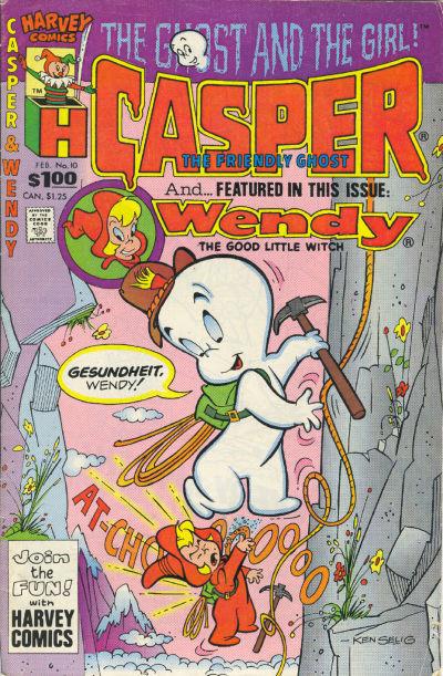 Casper and ... A1 Comix Comic Book Database