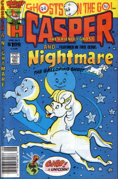 Casper and ... A1 Comix Comic Book Database