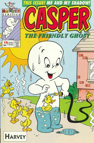 Casper the Friendly Ghost A1 Comix Comic Book Database