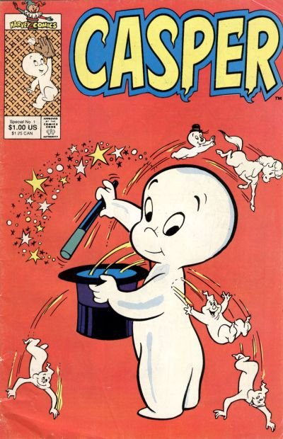Casper Special Comic Book Back Issues by A1 Comix