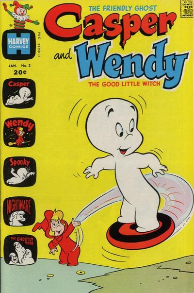 Casper and Wendy A1 Comix Comic Book Database