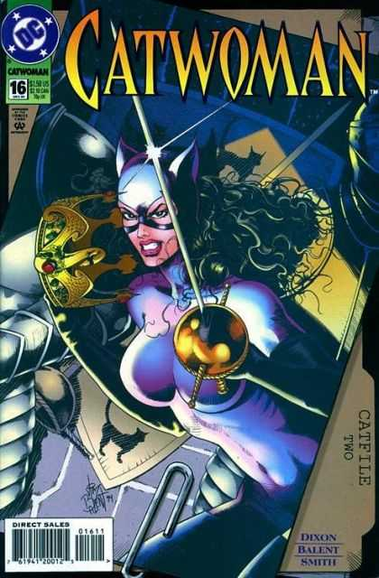 Catwoman A1 Comix Comic Book Database