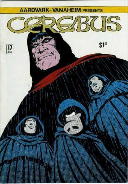 Cerebus A1 Comix Comic Book Database