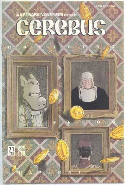 Cerebus A1 Comix Comic Book Database