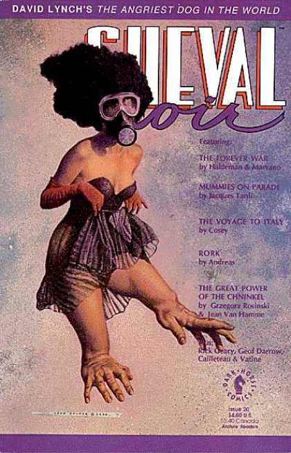 Cheval Noir A1 Comix Comic Book Database