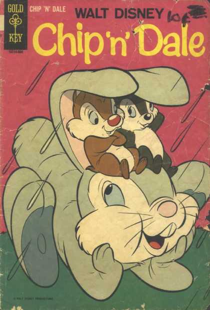 Chip 'n' Dale A1 Comix Comic Book Database