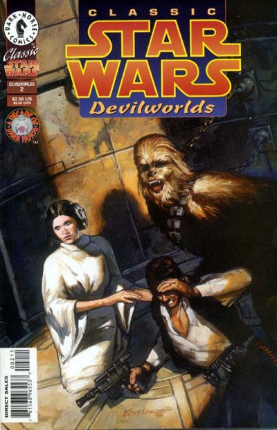 Classic Star Wars Devilworlds A1 Comix Comic Book Database