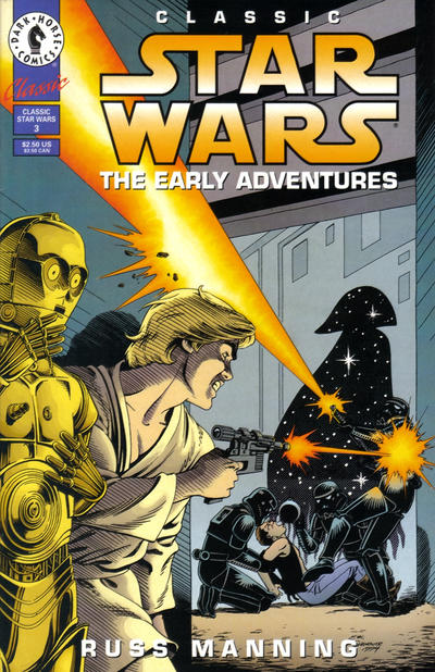 Classic Star Wars The Early Adventures A1 Comix Comic Book Database