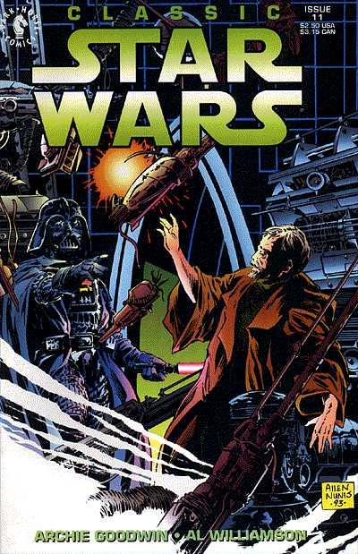 Classic Star Wars A1 Comix Comic Book Database