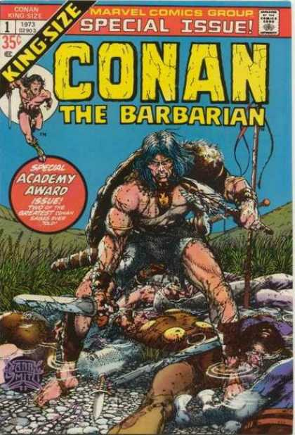 Conan Annual Comic Book Back Issues of Superheroes by A1Comix