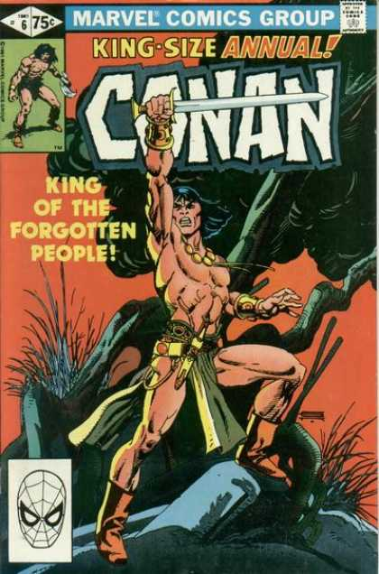 Conan Annual A1 Comix Comic Book Database