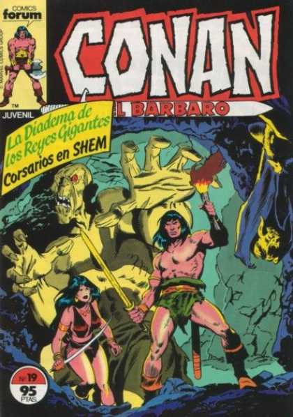 Conan el Barbaro 1983 A1 Comix Comic Book Database