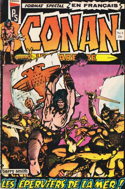 Conan le Barbare A1 Comix Comic Book Database