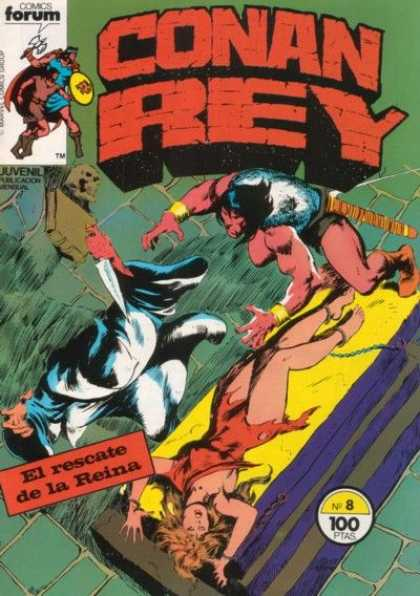 Conan Rey A1 Comix Comic Book Database