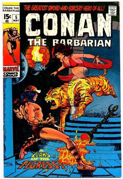 Conan the Barbarian A1 Comix Comic Book Database