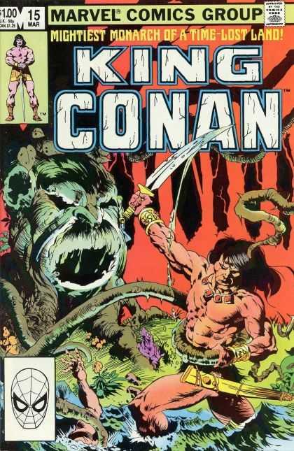Conan the King A1 Comix Comic Book Database