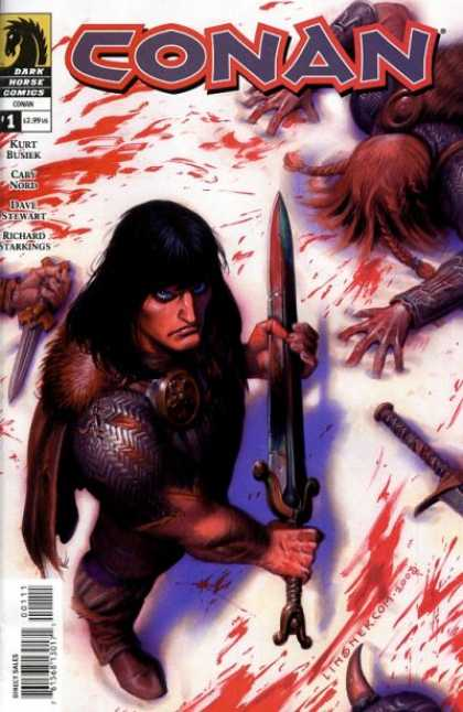 Conan Comic Book Back Issues by A1 Comix
