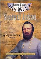 Stonewall Jackson book written by Martha S. Hewson;  Arthur M. Schlesinger, Jr., senior consulting editor