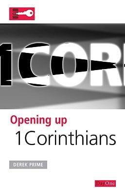 1 Corinthians written by Prime, Derek