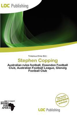 Stephen Copping written by Timoteus Elmo
