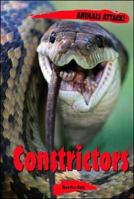 Constrictors book written by Maurice Gray