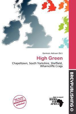High Green written by Germain Adriaan