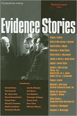 Evidence Law Stories book written by Richard O. Lempert