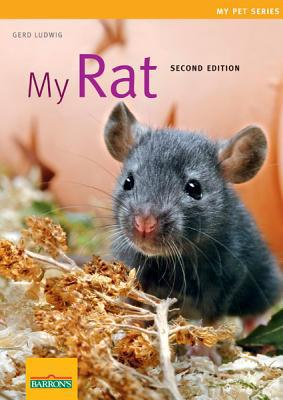 My Rat book written by Gerd Ludwig