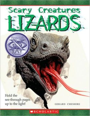 Lizards book written by Gerard Cheshire